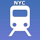 New-York city subway map (NYC)