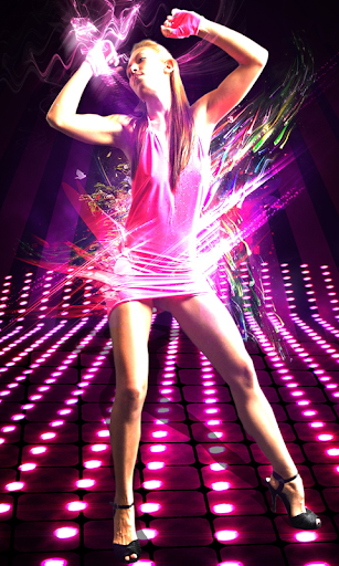 disco dance steps - 307×512