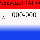 Idaho License Plate Search