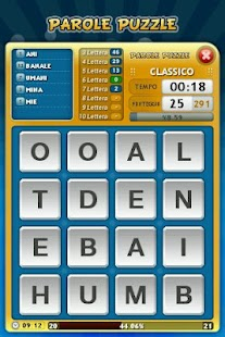 Parole Puzzle- screenshot thumbnail