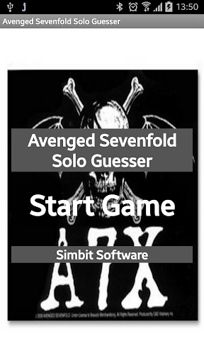Avenged Sevenfold Solo Guesser
