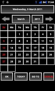 Jim's Date Calculator- screenshot thumbnail