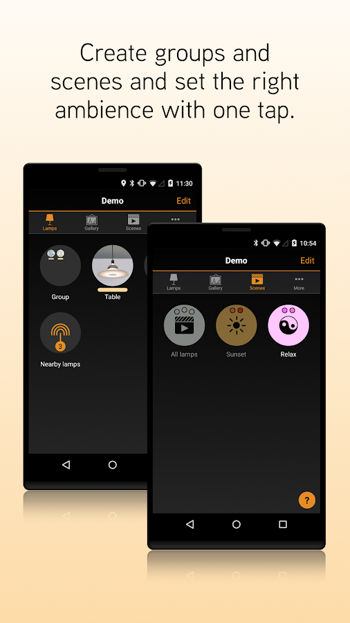casambi android apps auf google play. Black Bedroom Furniture Sets. Home Design Ideas