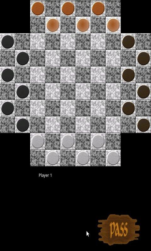Checkers for 4 FREE- screenshot