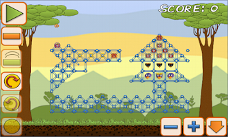 Screenshot of Orange Constructions