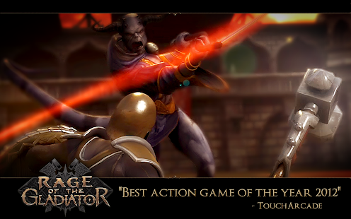 Rage of the Gladiator- screenshot thumbnail