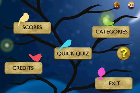 BirdBrain Quiz