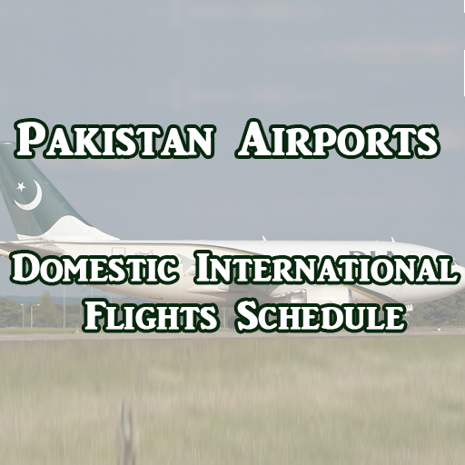 Pakistan Airports Flights LOGO-APP點子