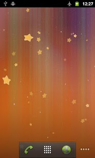 Stars Pro Live Wallpaper Screenshot 7