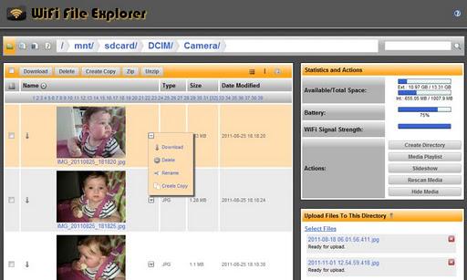 WiFi File Explorer PRO v1.7.2