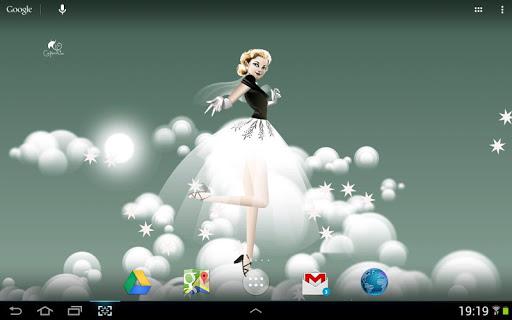 玩個人化App|Grace doll LWP免費|APP試玩