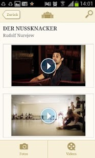 Wiener Staatsballett - screenshot thumbnail