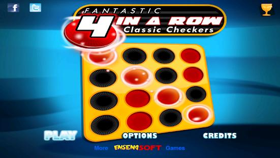 Fantastic 4 In A Row HD Screenshot 19