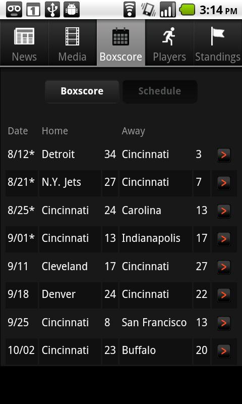 Cincinnati.Com Bengals Report - screenshot