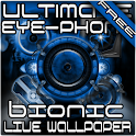 Blue Bionic Live Wallpaper logo