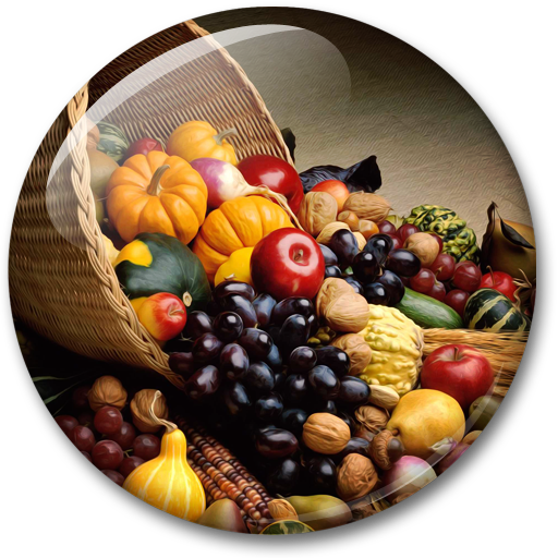 Thanksgiving Live Wallpaper 個人化 App LOGO-APP試玩