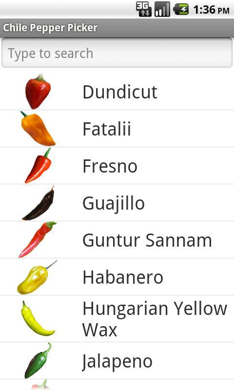 google chili game
