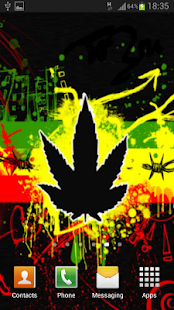 Weed Live Wallpaper - screenshot thumbnail