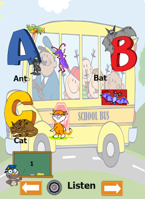 ABC Learning for toddlers - screenshot