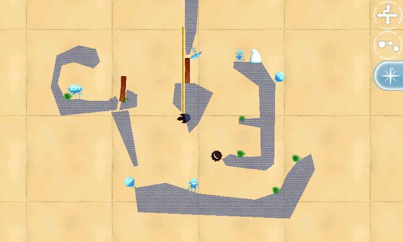 Bubbleman Beta- screenshot