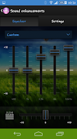 Screenshot of Fantasy World Xperien Theme