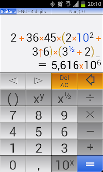 rvCalc Calculator FREE