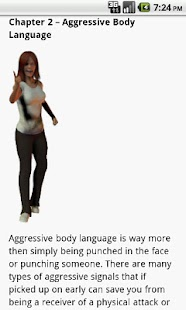Body Language Guide- screenshot thumbnail
