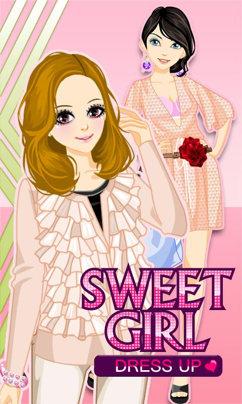 Dress Up! Lace Style- screenshot