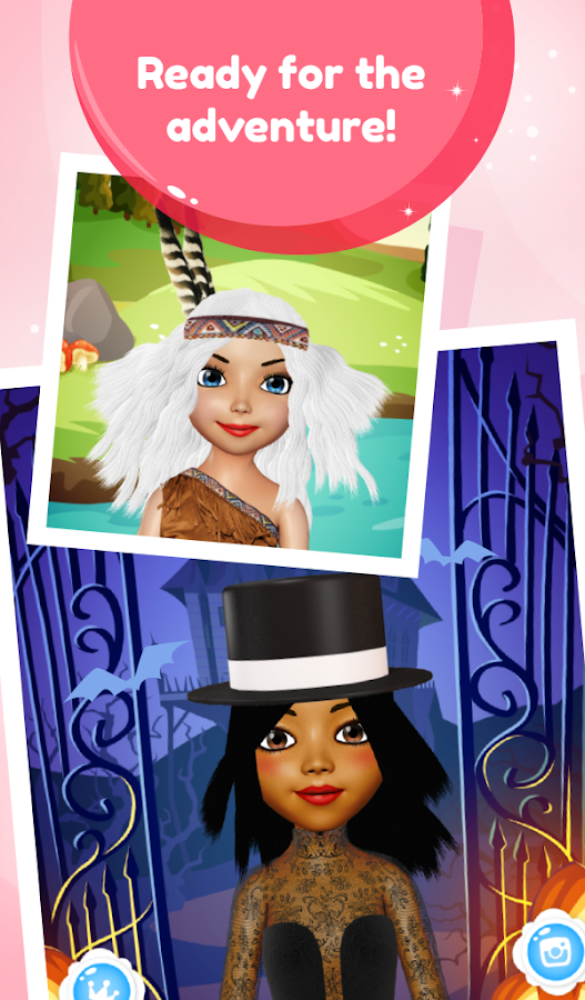 Princess Hair & Makeup Salon- screenshot