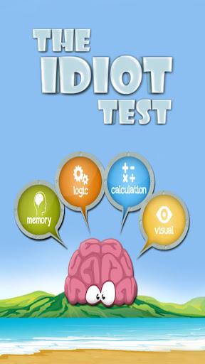The Idiot Test - Logic