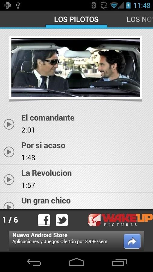 Serie EN LA PUERTA DE TU CASA- screenshot