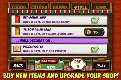 My Pizza Shop - Italian Pizzeria Management Game 1.0.12 screenshots 2