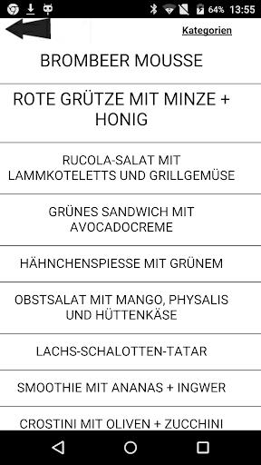Diät Rezepte
