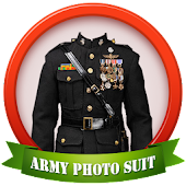 New Army Photo Suit Editor