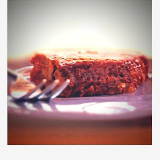 Gluten-Free Vegetarian Loaf in BBQ Sauce