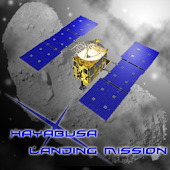 Hayabusa Landing Mission
