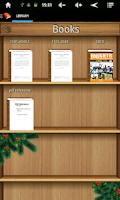 Screenshot of PDF and DJVU Reader