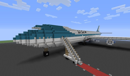 Airplanes for Minecraft