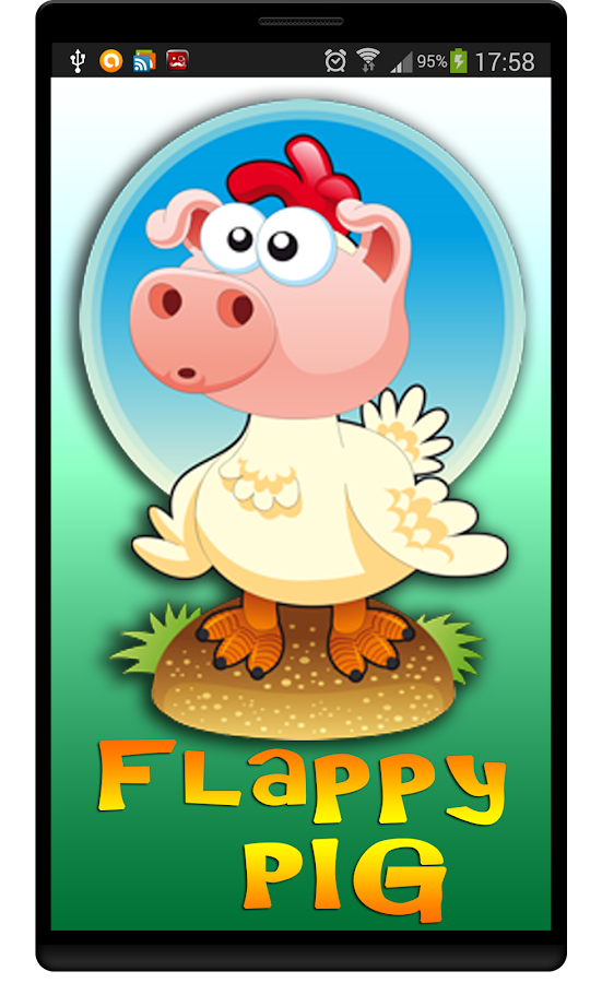 Flapig, The Flying Pig ´ö` - screenshot