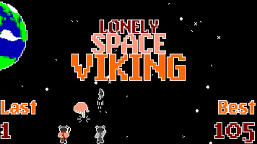 Lonely Space Viking