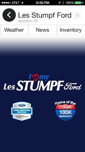 Les Stumpf Ford