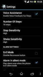 Walk Me Up! Alarm Clock Screenshot 3