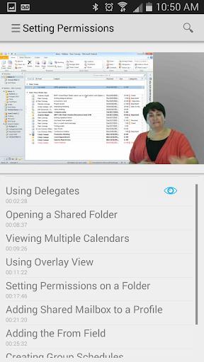 kApp Outlook 2010 Training 104