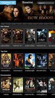Screenshot of Showtime Movie Store