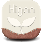 X-Higan_GO Launcher Theme