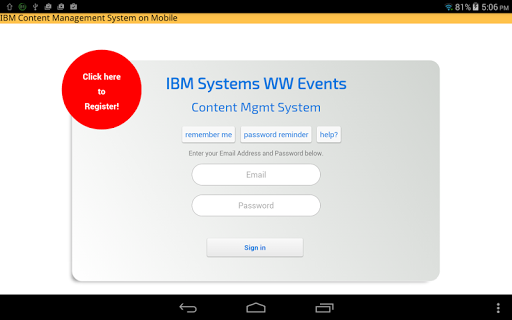 Content Mgmt System 2015