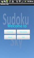 Screenshot of Sudoku Sky