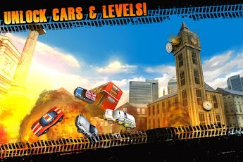 Traffic Panic London v1.1 apk