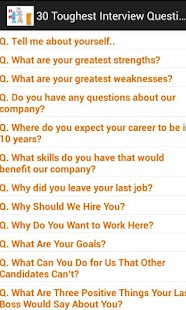 HR Interview Questions & Ans- screenshot thumbnail