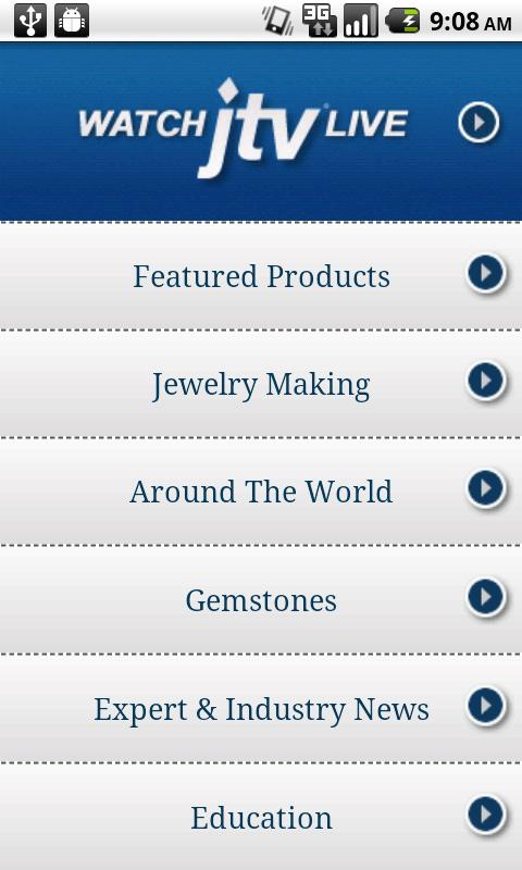 Jewelry Television - screenshot
